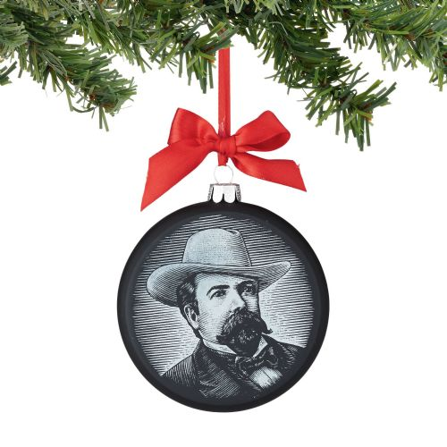 Department 56 Jack Daniel's Image Ornament